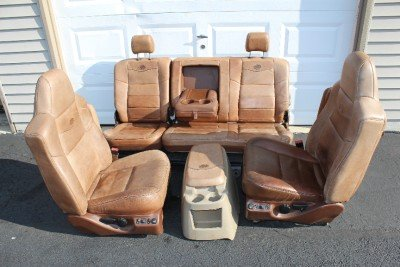 Ford King Ranch Interior Parts