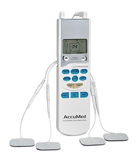 AccuMed AP109 Portable TENS Unit Electronic Pul...