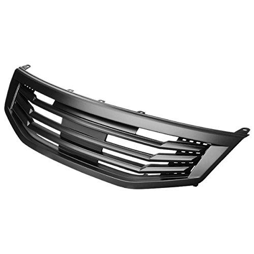 - DNA Motoring GRF-060-BK Front Bumper Grille Guard [For 11-12 Honda Accord 4-DR]