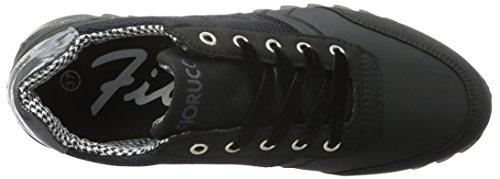 Nero Donna Fdaa004 Fiorucci Sneaker Nero BWqnIwwHgf