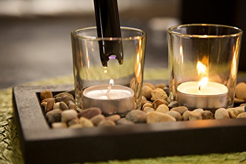 Ever Light : Flameless Butane Free Windproof Electronic Arc for BBQ, Camping, Candles