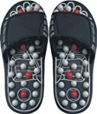 Health King Massage Accupressure Foot Slipper Large Size fits Men (9-11)/ Wom...
