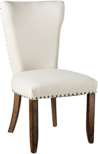 Furniture At Home Selwyn Collection Side Chair, Set of 2, (Curio Server)
