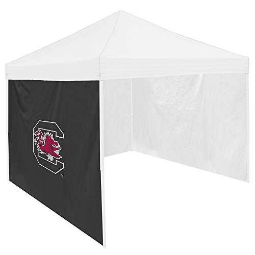Logo Brands NCAA South Carolina Side Panel, One Size, Multicolor