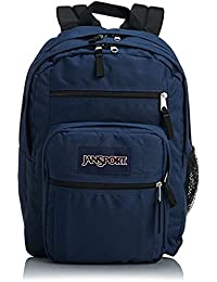 Big Student Backpack--Navy