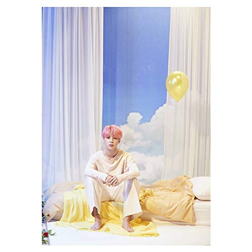 Nuofeng - KPOP BTS New Life Poster A3 Poster Wall Sticker Hanging Paintings for A.R.M.Y(H02) ()