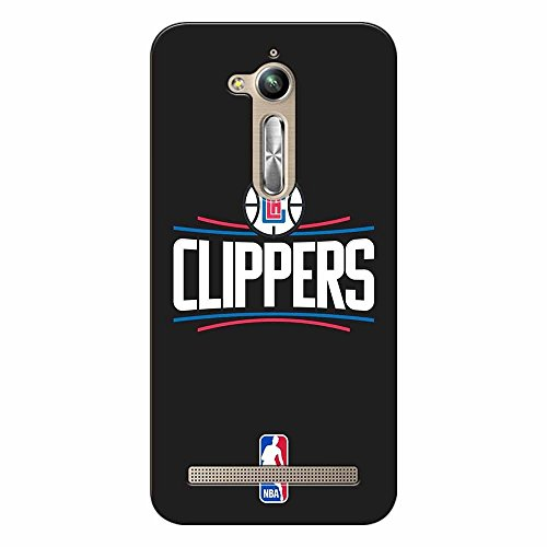 Capa de Celular NBA - Zenfone Go ZB500KL - L.A. Clippers - NBAA15