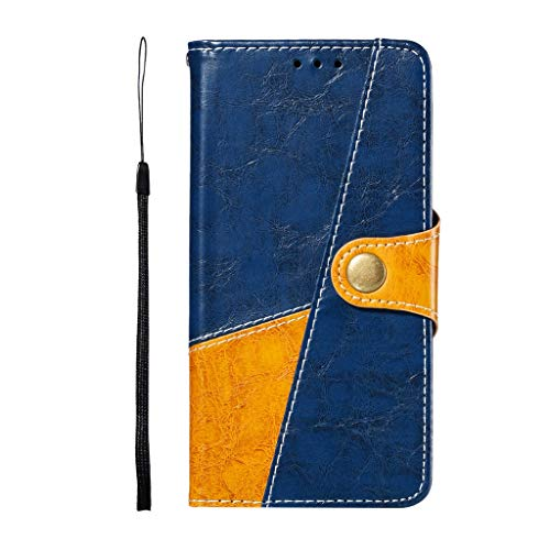 Price comparison product image Bokoo Stylish Anti-Scratch Leather Slot Wallet Stand Flip Cover Skin Case for Samsung Galaxy S10E 5.8 inch