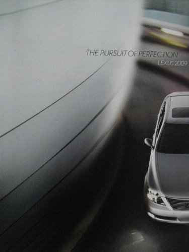 2009 Lexus Full Line Car Sales Brochure