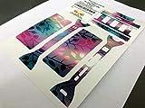 Decal Sticker for Eleaf iStick 60W TC Melo 2 Vape