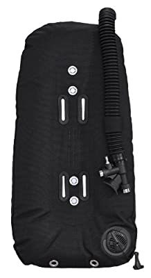 Apeks by Aqua Lung Single Tank Wing Bladder with Power Inflator