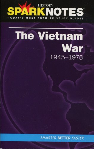 The Vietnam War (SparkNotes History Note) (SparkNotes History Notes) by Brand: SparkNotes