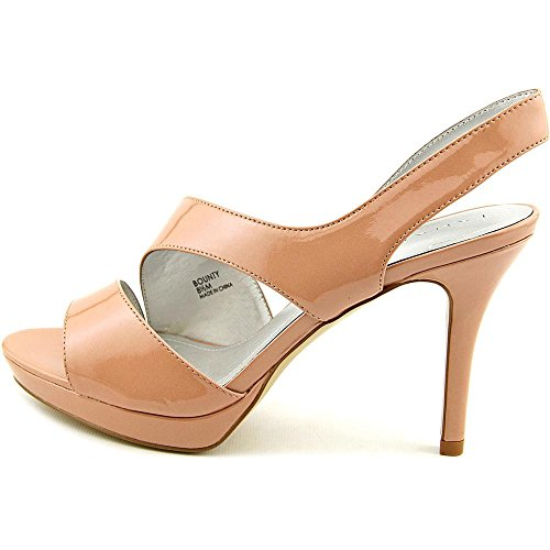 8 5m Bounty Tahari Pink Sandals Linen qI7vpw