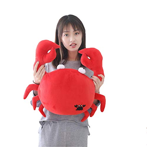 Simulation Crab Plush Toy Soft and Comfortable As A Pillow