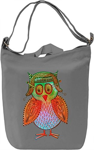 Adorable Bird Borsa Giornaliera Canvas Canvas Day Bag| 100% Premium Cotton Canvas| DTG Printing|