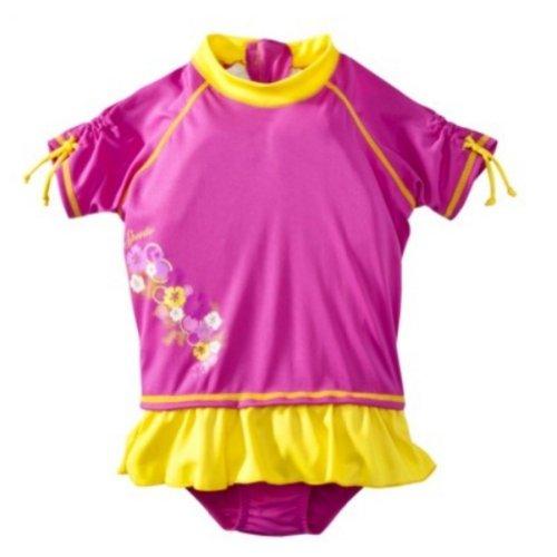 Speedo - Girls Flotation Suit - Color: Pink Kids (Speedo Flotation Suit)