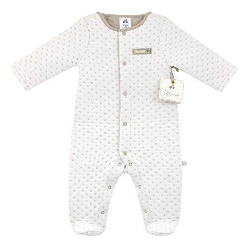 Just Born Knit (Just Born Baby Infant Keepsake Sleep 'N Play, Heavy Knit, Ivory, 0-3 Months)