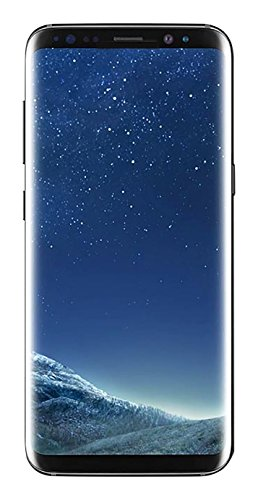 Samsung Galaxy 64GB Unlocked Phone – 6.2″ Screen – US Version (Midnight Black)