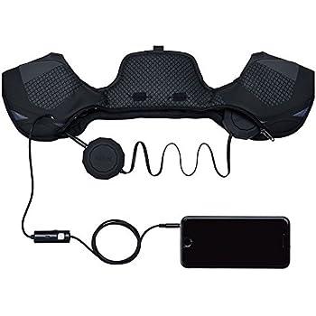 Smith Optics Unisex Outdoor Tech Wired Audio Chips Black Headphones