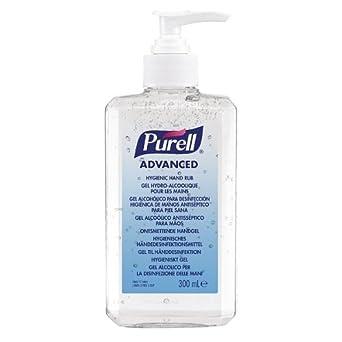 Purell Hygienisches Handedesinfektionsmittel Flasche 350 Ml