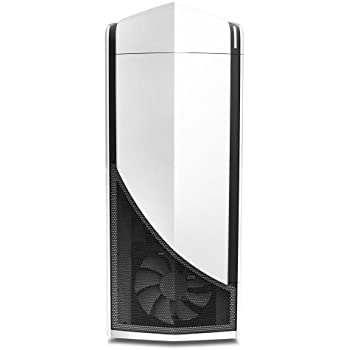 NZXT Phantom 240 Mid Tower Computer Case, White (CA-PH240-W1)