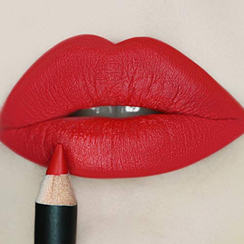 Jonteblu Lip Liner Pencil (Hot Red)