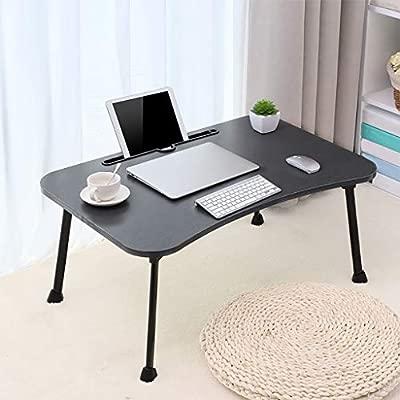 Mesa de ordenador portátil para cama, escritorio plegable para ...