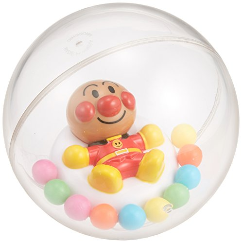 Anpanman sound of smth. Floating water ball (japan import)