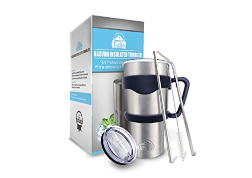 Techo-Mug01-Stainless-Steel-Insulated-Tumblers-with-Lids-and-Straws-Double-Wall-Cups-Vacuum-30-Oz
