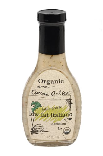 Cucina Antica Foods Organic Low Fat Italiano Jars, 1.17 Pound (Pack of 6) by Cucina Antica