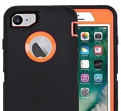 WMT orange iphone 8 case 2019