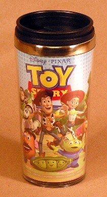 Toy Story Travel Mug