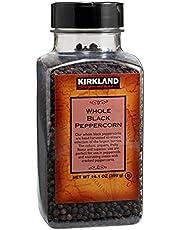 Krikland Signature Kirkland Signature Whole Black Peppercorn (14.1 Oz), 399 Grams (164950)