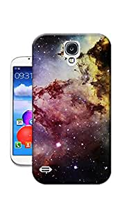 Magic Star Series 4 Slim Fit Hard Case Cover For Samsung S4 SIV Skin Protector Accessory