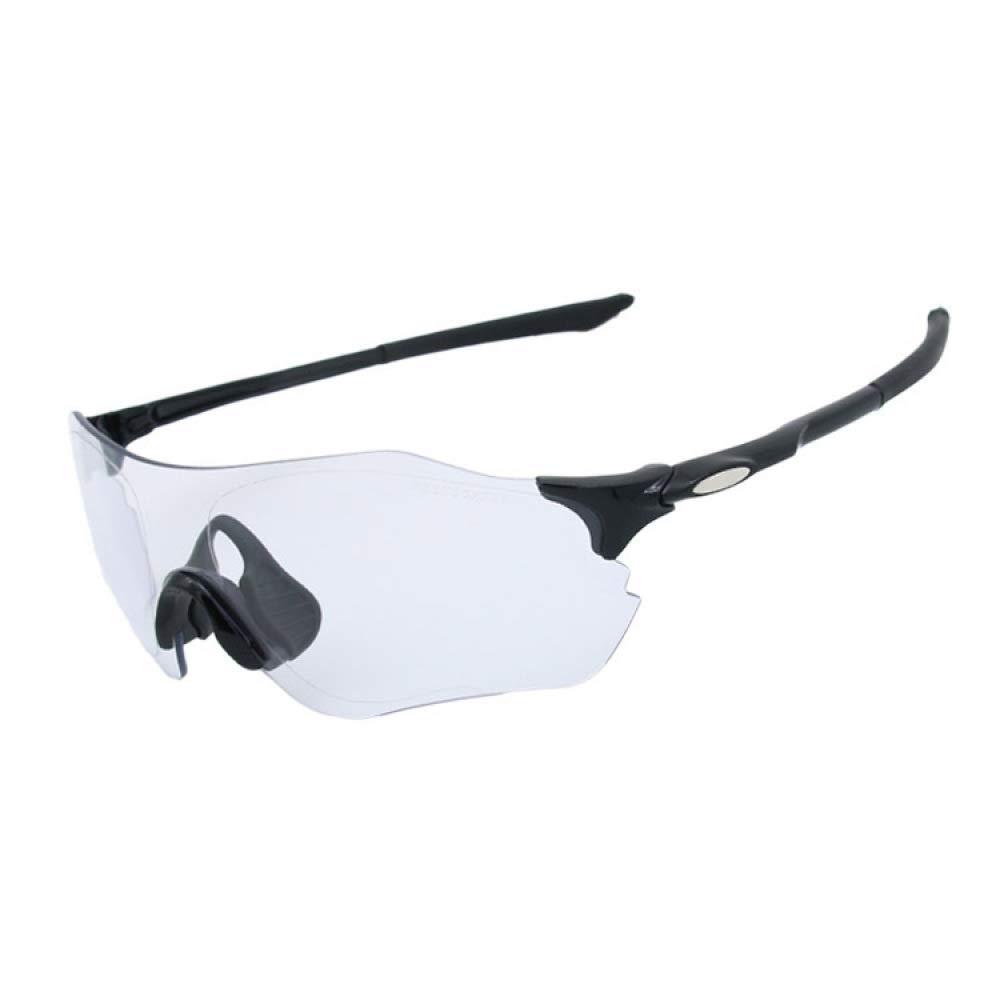 Yangjing-hl Gafas de Ciclismo Que cambian de Color Hombres y ...