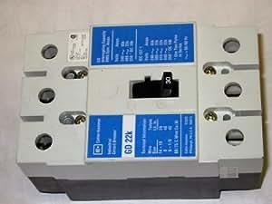 CUTLER HAMMER GD3030 30A 480V 3P 22K
