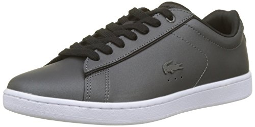 Blk Lacoste 7 SPW EVO para Gry Gris Carnaby Mujer 118 Zapatillas Dk wwqHRPArC