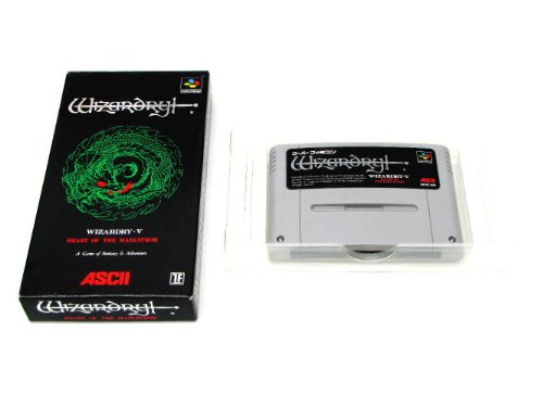 Wizardry V: Heart of the Maelstrom (Japanese Import Video Game)