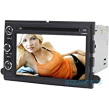 2004 2005 2006 2007 2008 Ford F-150 In-dash DVD GPS Navigation Stereo Bluetooth Hands-free Steering Wheel Controls Touch Screen iPod iPhone-Ready Deck AV Receiver CD Player USB MP3 AVI SD Video Audio NAVI Radio Square-S SS-9080FX w/ Digital TV Rear View Camera Option OEM Replacement