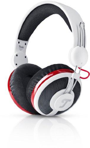 Teufel Aureol Real offener Over-Ear-Kopfhörer Weiß