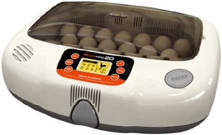 Rcom Pro PX10 plus egg incubator automatic programmed NEW with pump US 110v