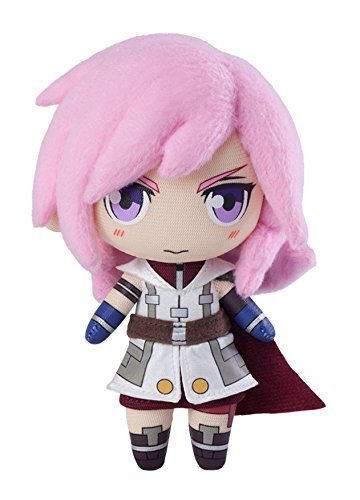 Square Enix Final Fantasy XIII: Lightning Mini Plush Figure