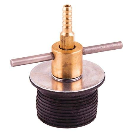 Mech Expansion Plug, Vent Turn-Tite, 1/2In