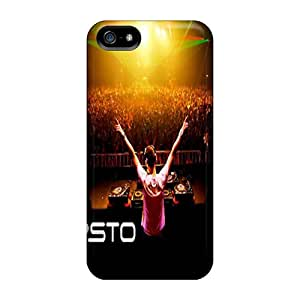 VIVIENRowland Iphone 5/5s Durable Hard Cell-phone Cases Support Personal Customs Realistic Tiesto Pictures [xtI13839SIaH]