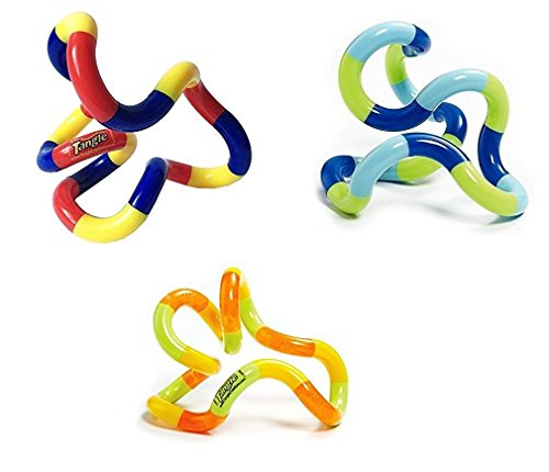 TANGLE Set of 3 Jr. Original Fidget Toy