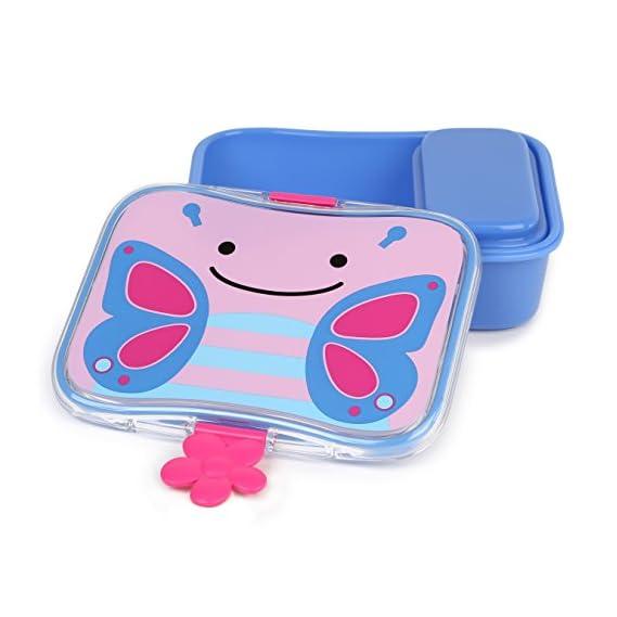 Skip Hop Zoo Lunch Kit - Butterfly (Multicolour)