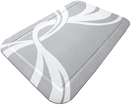 Safe for your cat... Large PetFusion SmartGrip Cat Litter Mat 35 x 24 inches