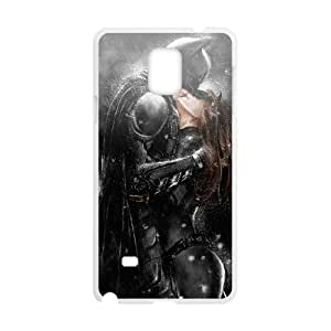 Catwoman 002 Samsung Galaxy Note 4 Cell Phone Case White TPU Phone Case RV_696463