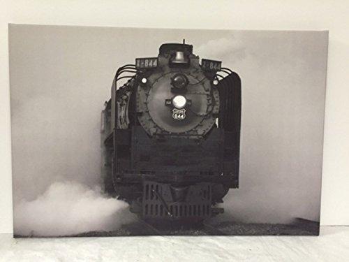 Original Photo Art of Union Pacific Train #844 Engine - Larry Scott - Knoxville, TN]()