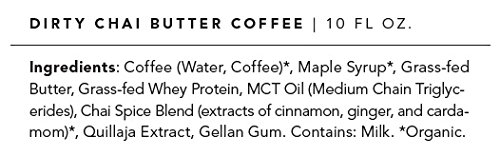 Picnik Grass-Fed Butter Coffee Sampler, 10 oz (Pack of 3)